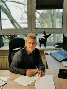 Janina Blüggel - Pflegedienstleitung Eckenhagen